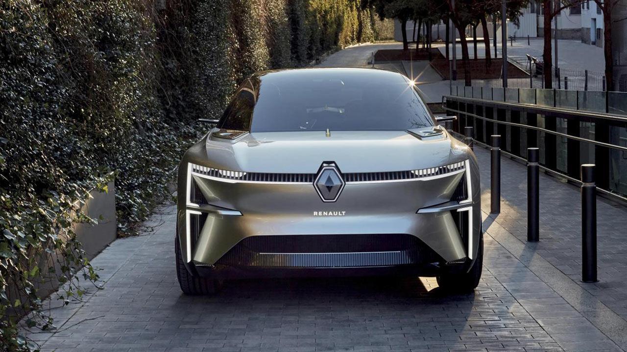 Renault MORPHOZ - Frontansicht