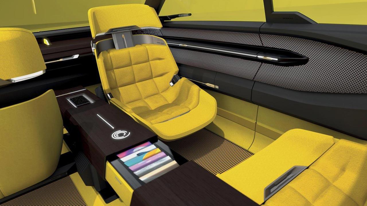Renault MORPHOZ - Designersitze