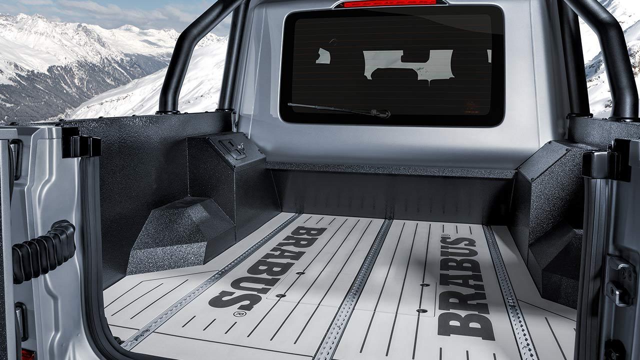 BRABUS 800 Adventure XLP - Ladefläche