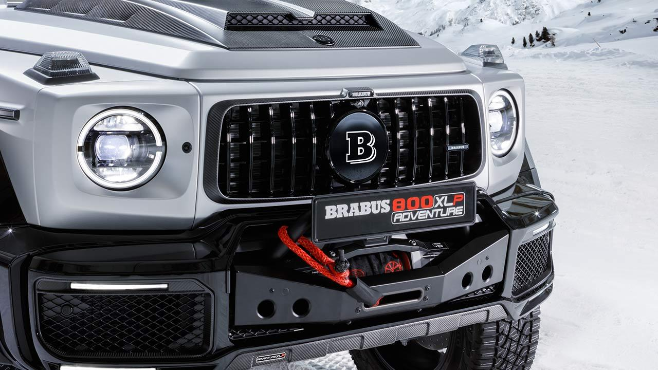 BRABUS 800 Adventure XLP - Front
