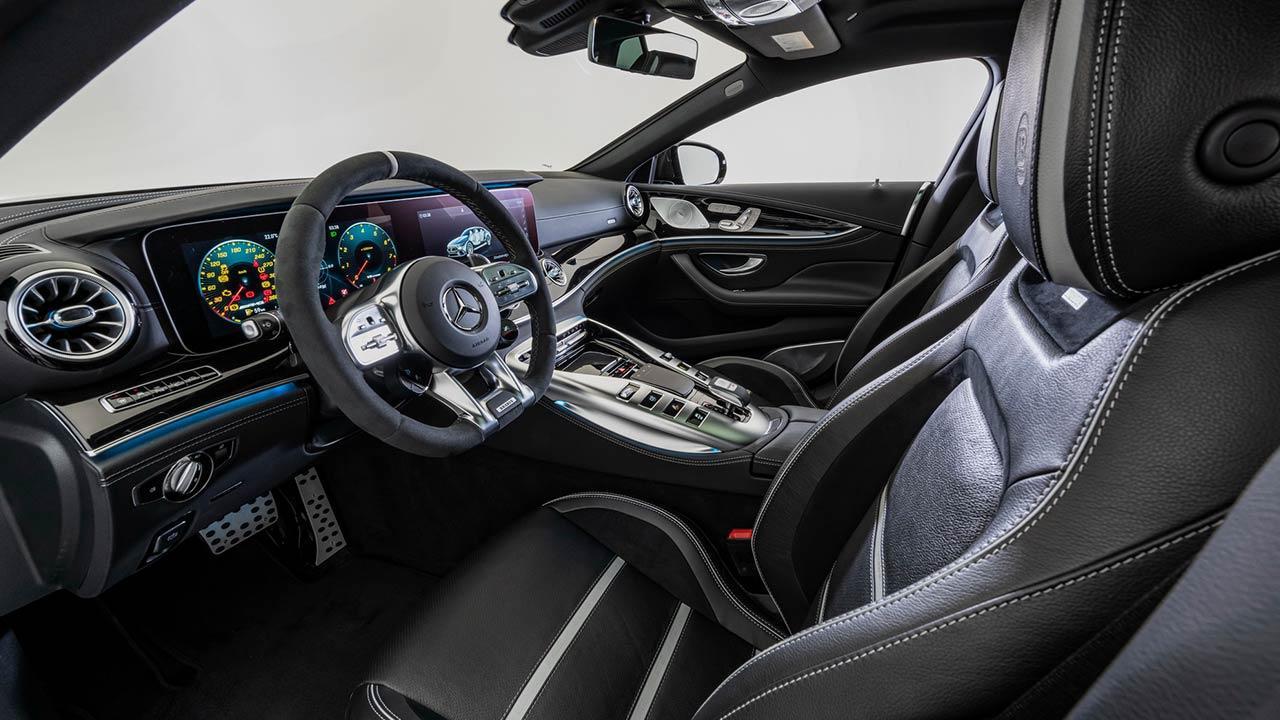 BRABUS 800 GT 63 S - Cockpit