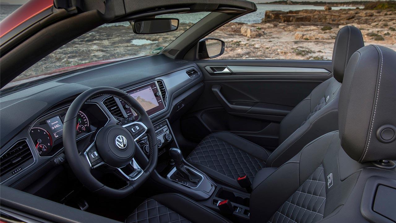 Volkswagen T-Roc Cabriolet R-Line - Cockpit