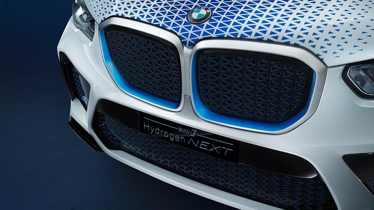 BMW i Hydrogen NEXT - Front