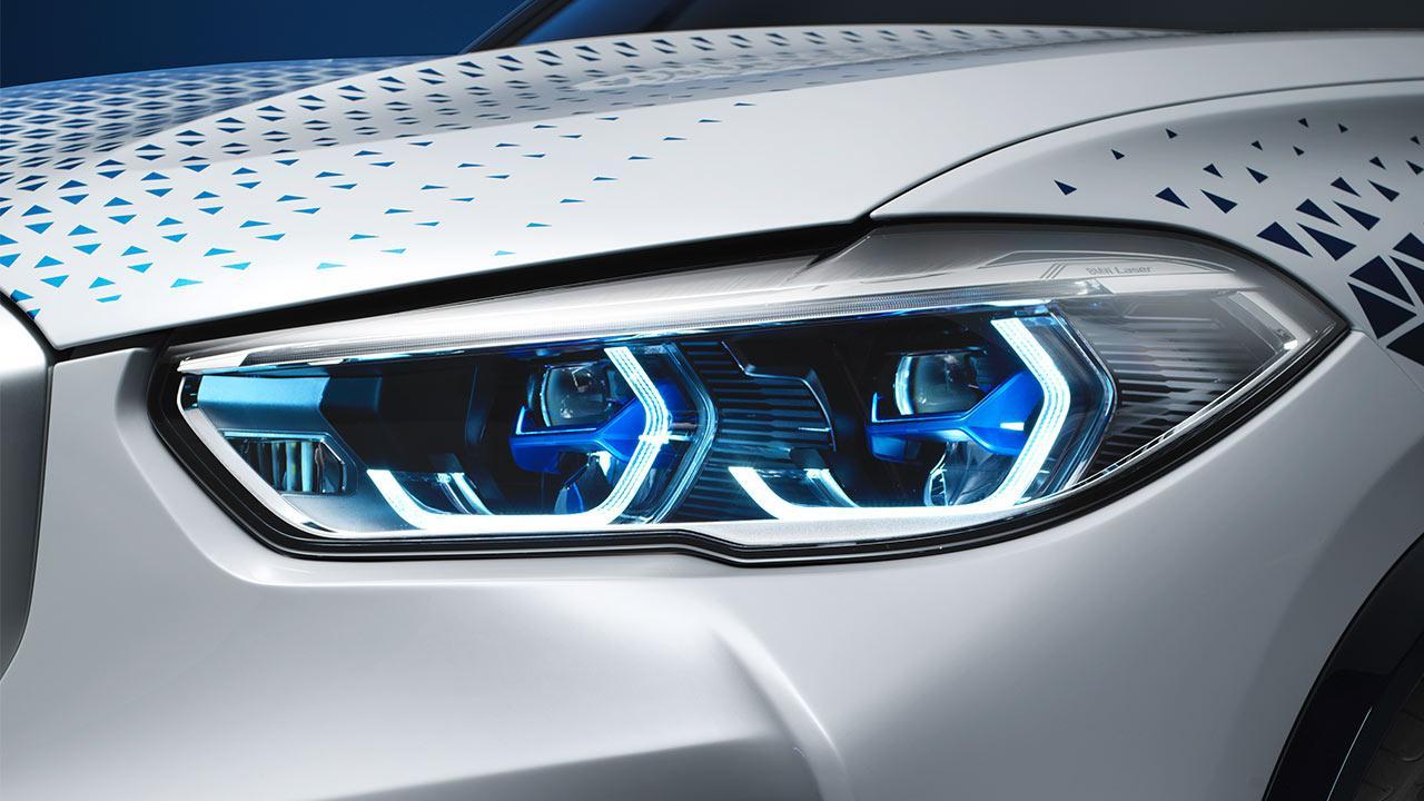 BMW i Hydrogen NEXT - Scheinwerfer