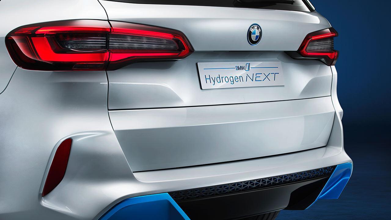 BMW i Hydrogen NEXT - Heck
