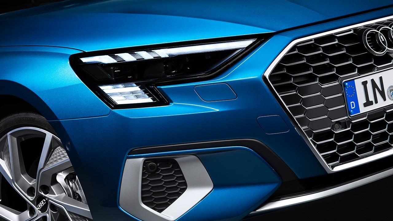 Audi A3 Sportback - Front