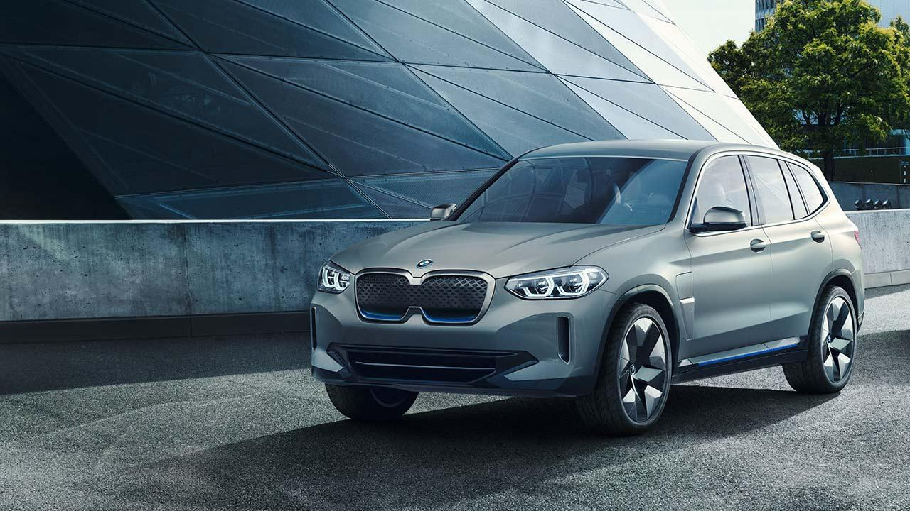 BMW iX3 - Frontansicht