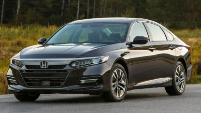 Honda Accord Hybrid Achieves