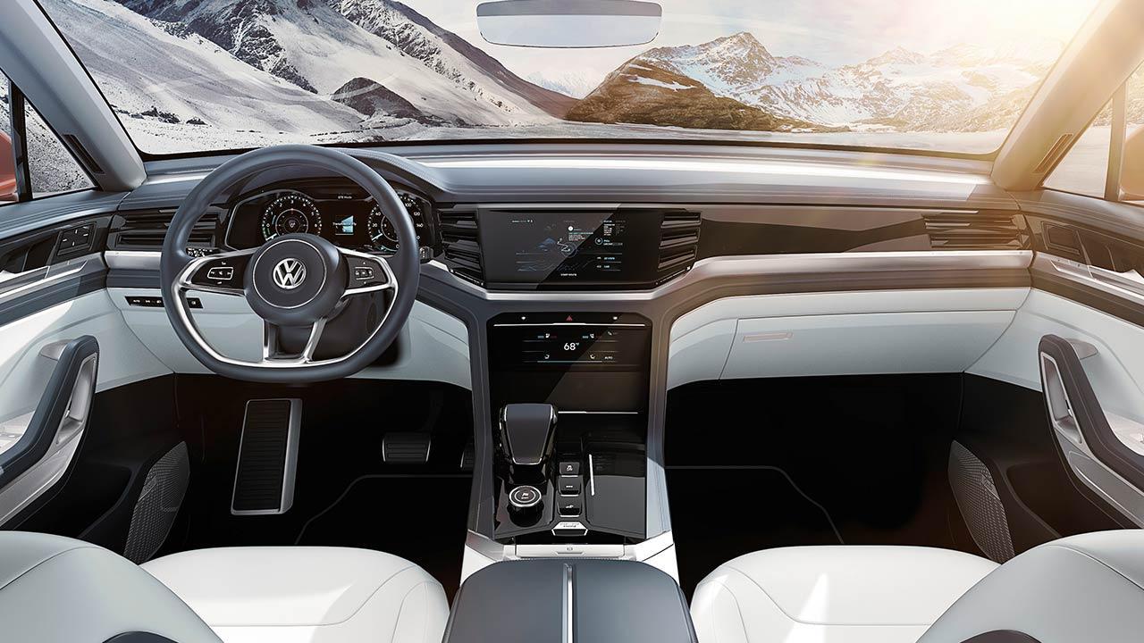 Volkswagen Atlas Cross Sport - Cockpit