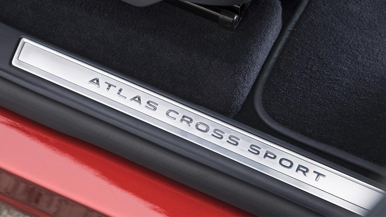Volkswagen Atlas Cross Sport - Alueinstiegsleiste
