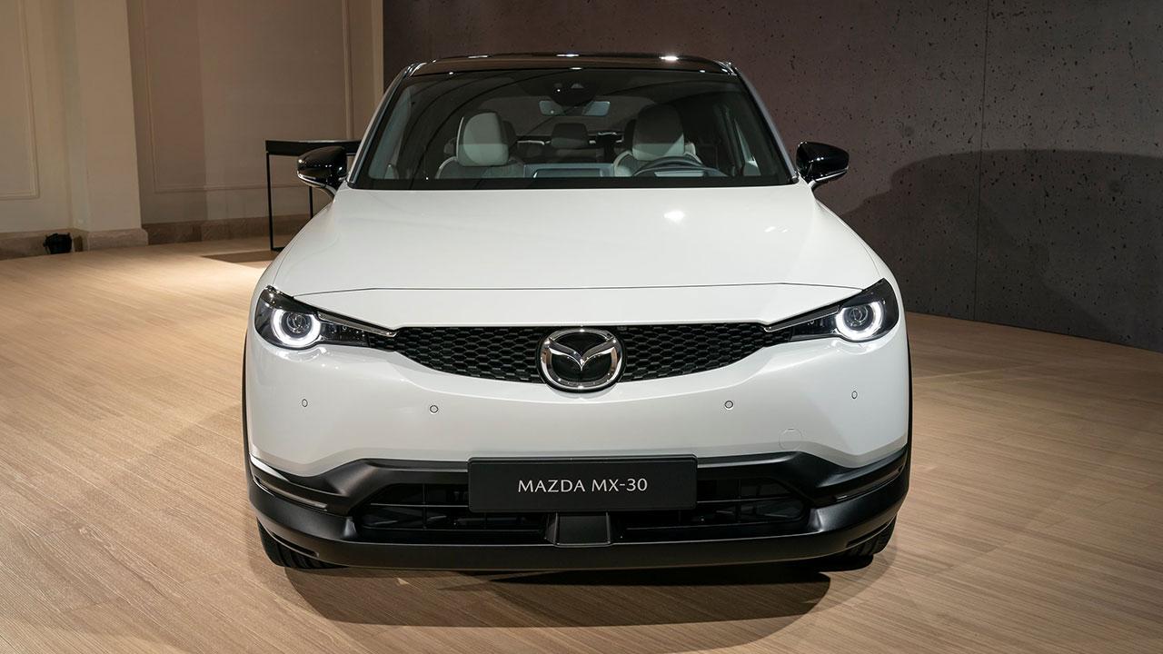 Mazda MX-30 - Frontansicht
