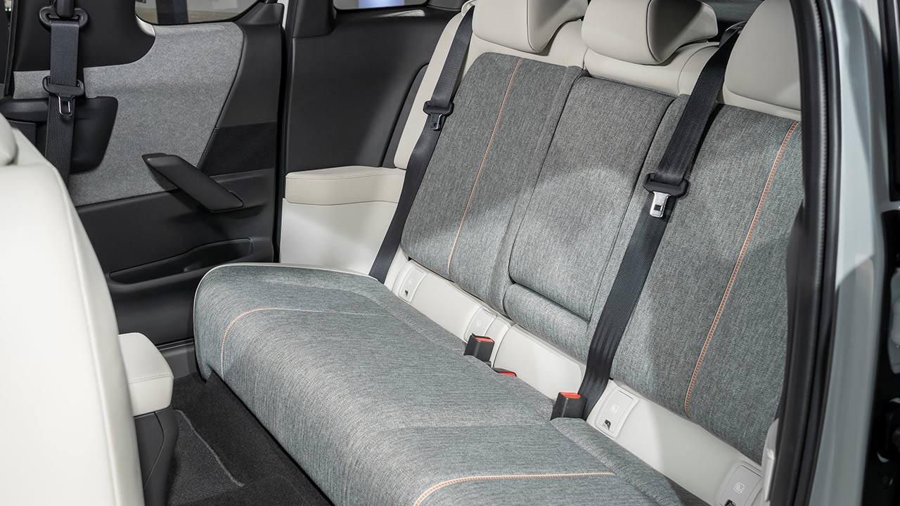 Mazda MX-30 - Rücksitze