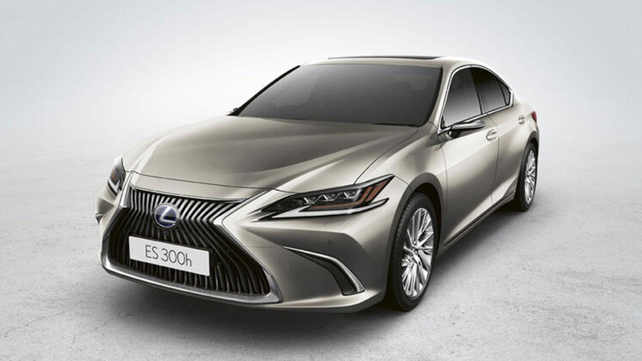 Lexus ES 300H - Frontansicht