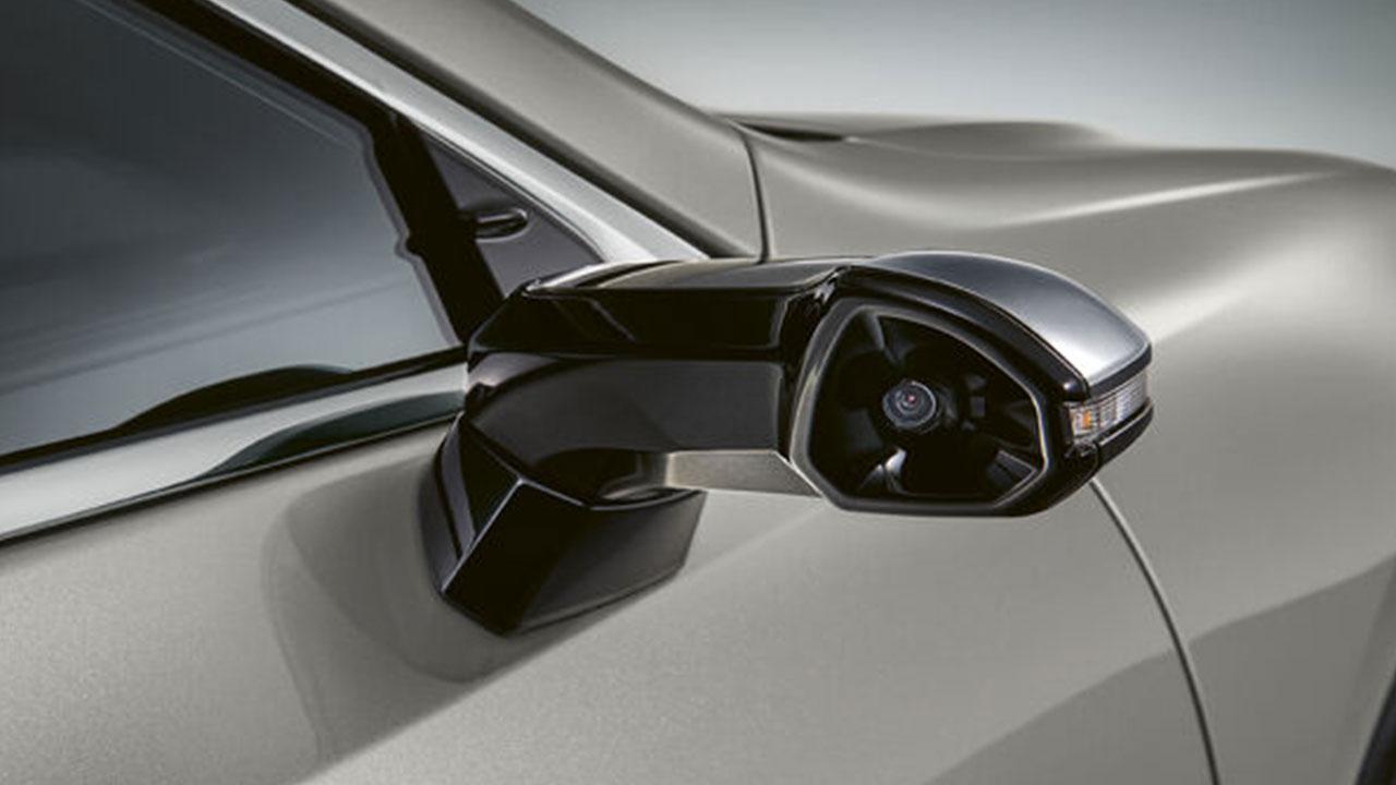 Lexus ES 300H - Rückspielgel Kamera