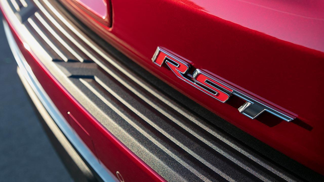 Chevrolet Tahoe - Schriftzug