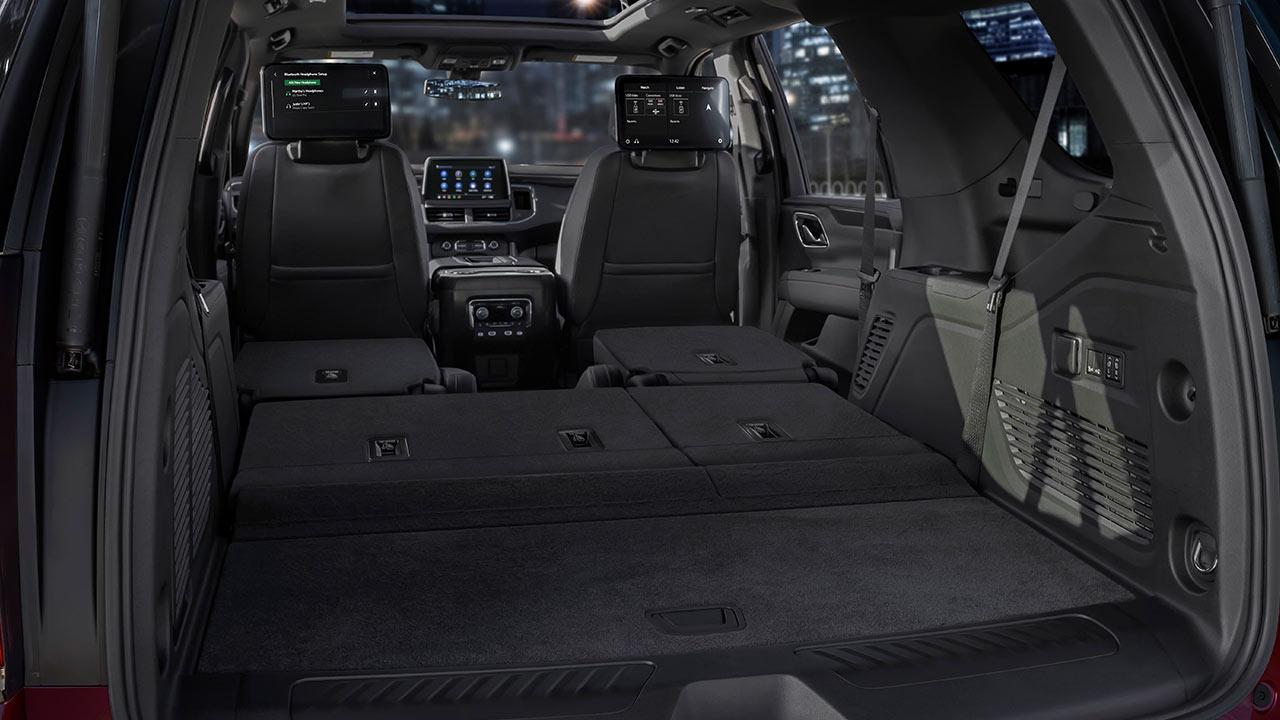 Chevrolet Tahoe - gigantischer Innenraum
