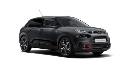 Citroen C3 Aircross Sonderedition C-Series - Frontansicht