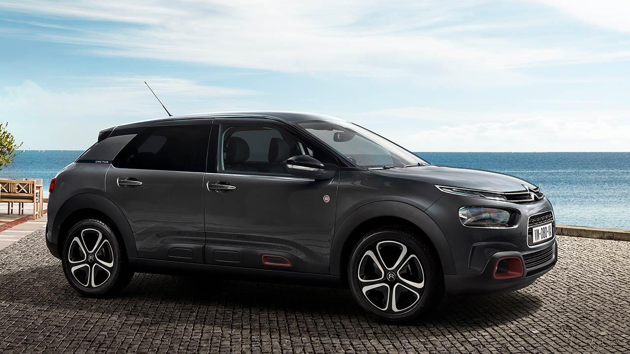 Citroen C3 Aircross Sonderedition C-Series - Seitenansicht