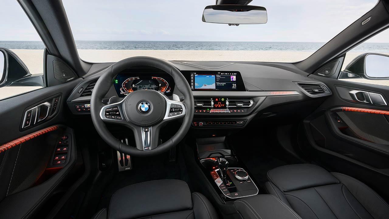 Das erste BMW 2er Gran Coupé - Cockpit