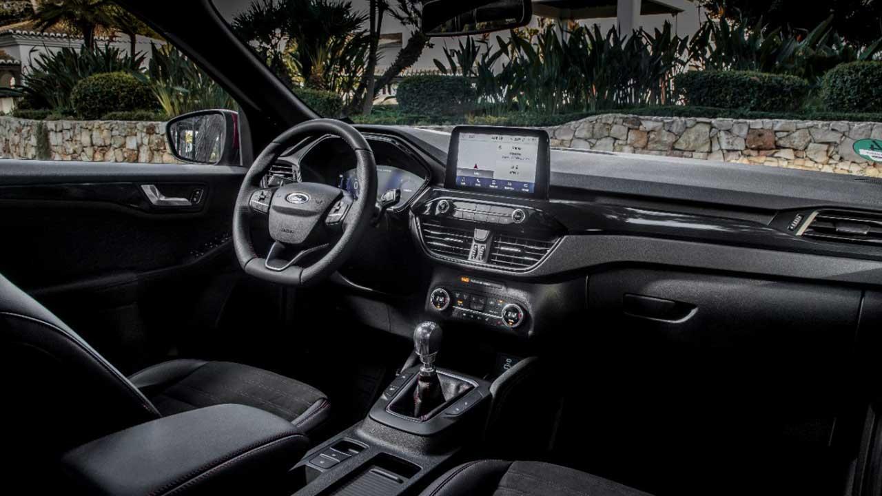 Neuer Ford Kuga - Cockpit