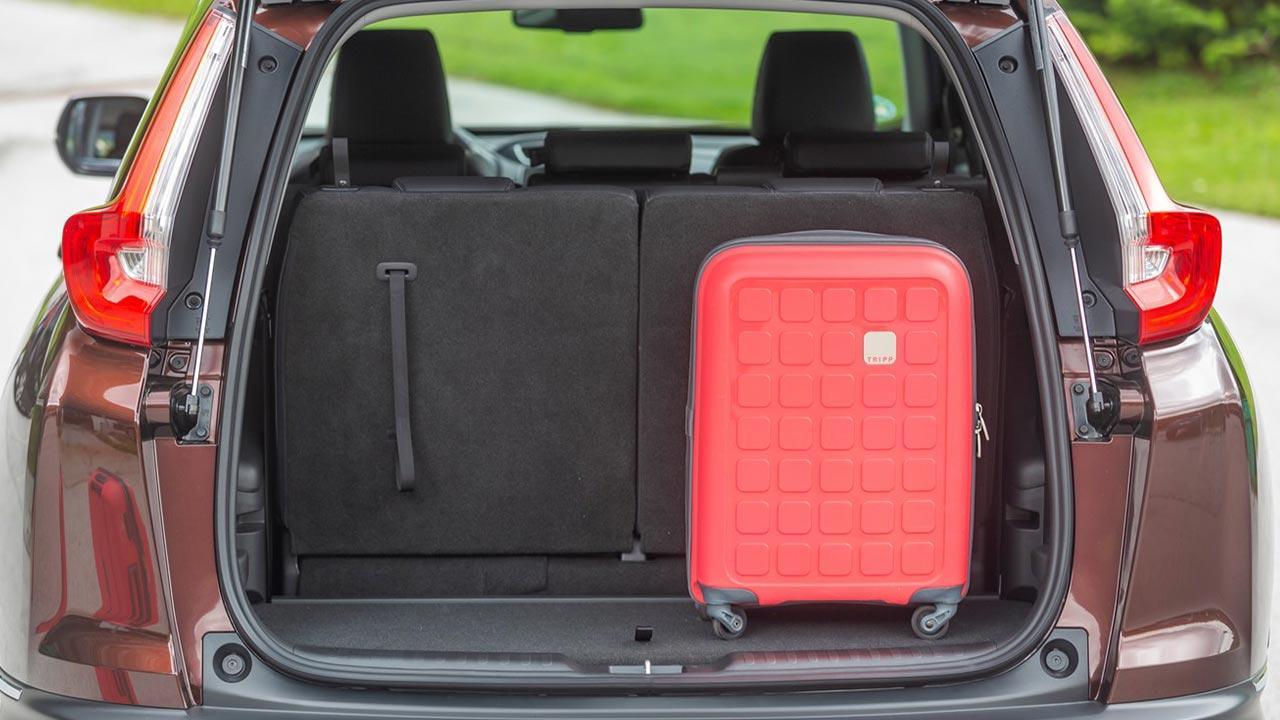 Honda CR-V - Kofferraum