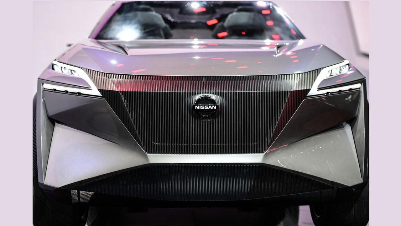 Nissan IMQ Concept - Frontansicht
