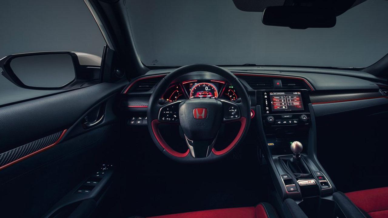Honda Civic Type R - Cockpit
