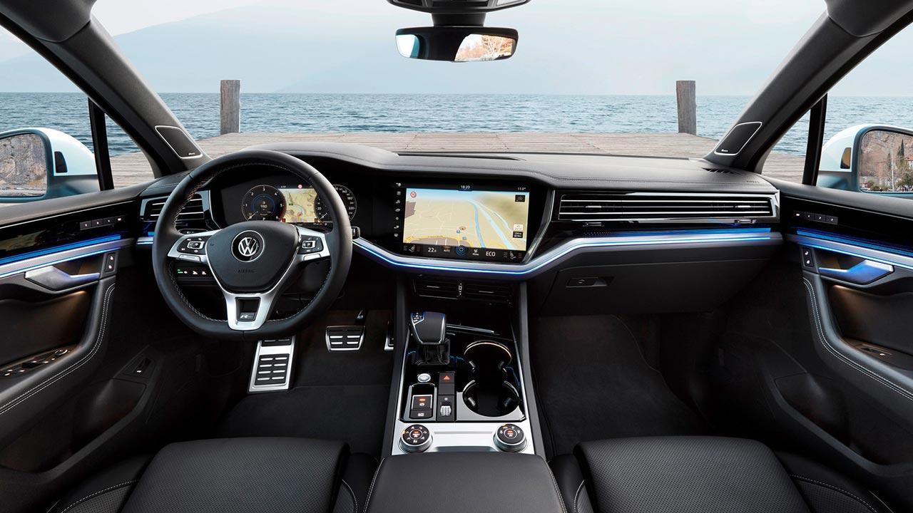 Volkswagen Touareg - Cockpit