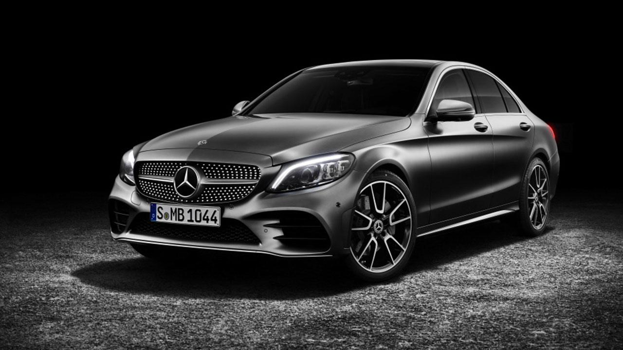 Mercedes-Benz C-Klasse - Frontansicht