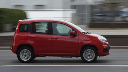 Fiat Panda - Seitenansicht