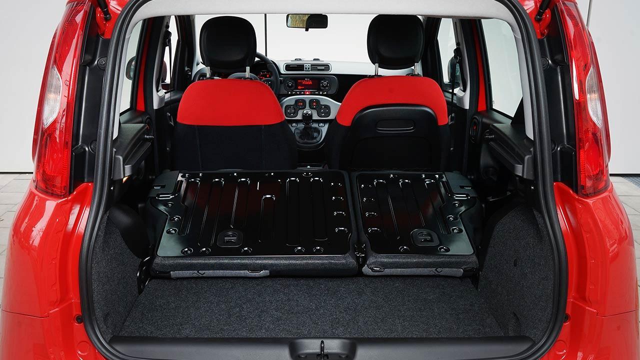 Fiat Panda - Kofferraum