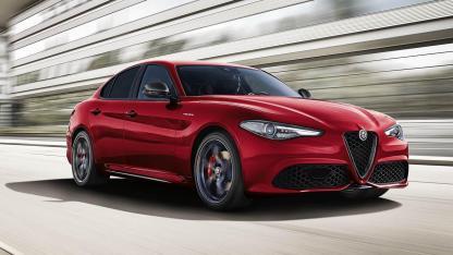 Alfa Romeo Giulia - Frontansicht