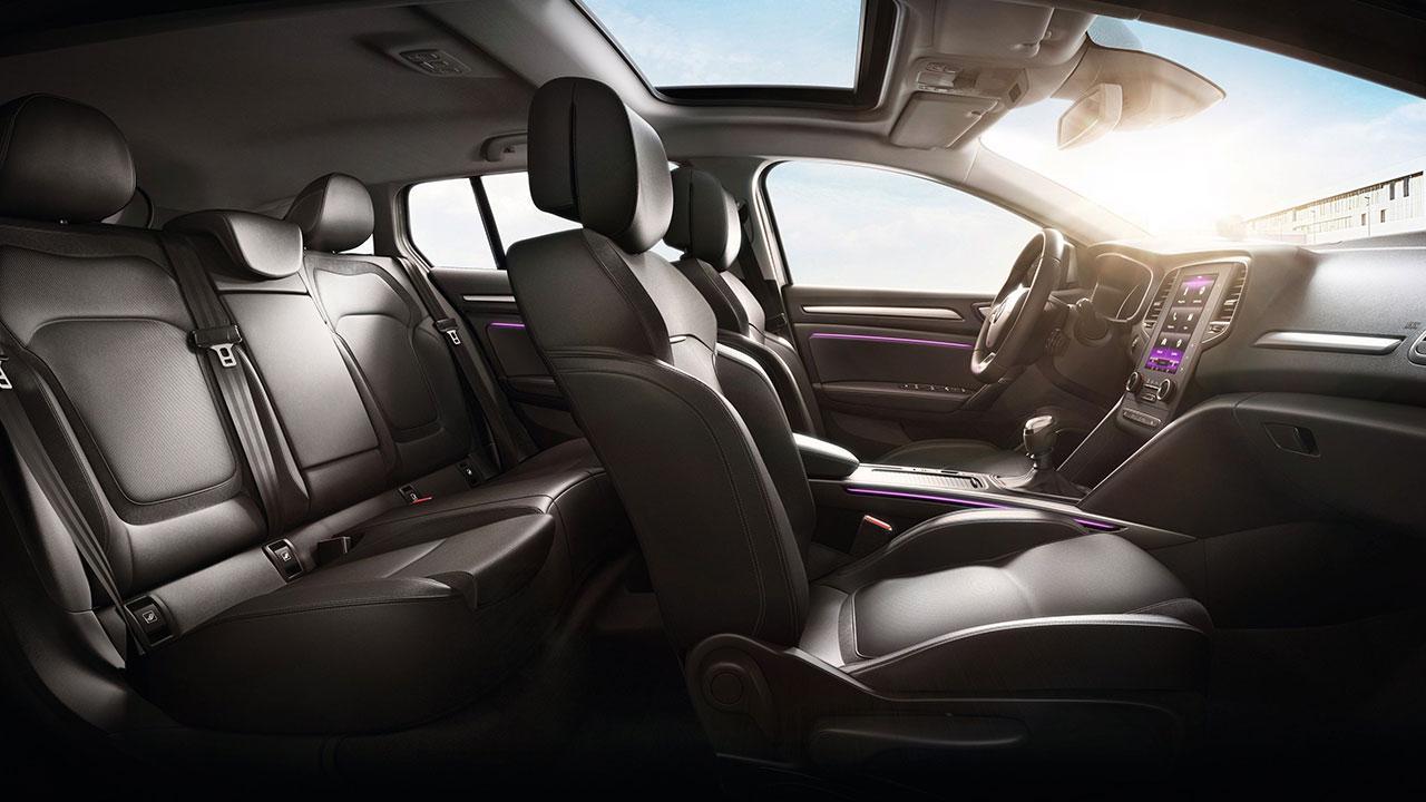 Renault Mégane - Innenansicht