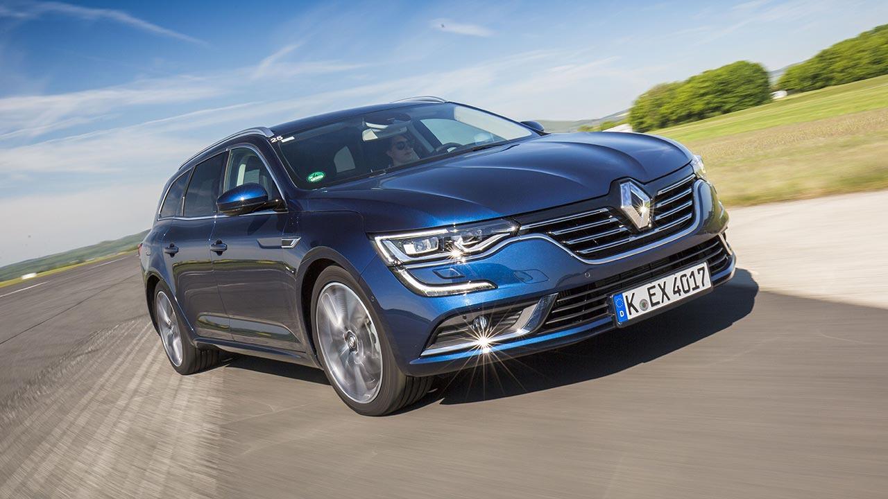 Renault Talisman - Frontansicht
