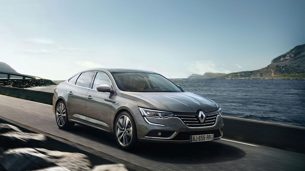 Renault Talisman - am Meer