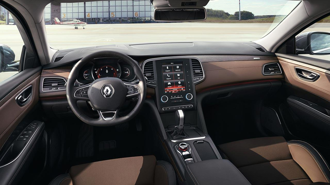 Renault Talisman - Cockpit