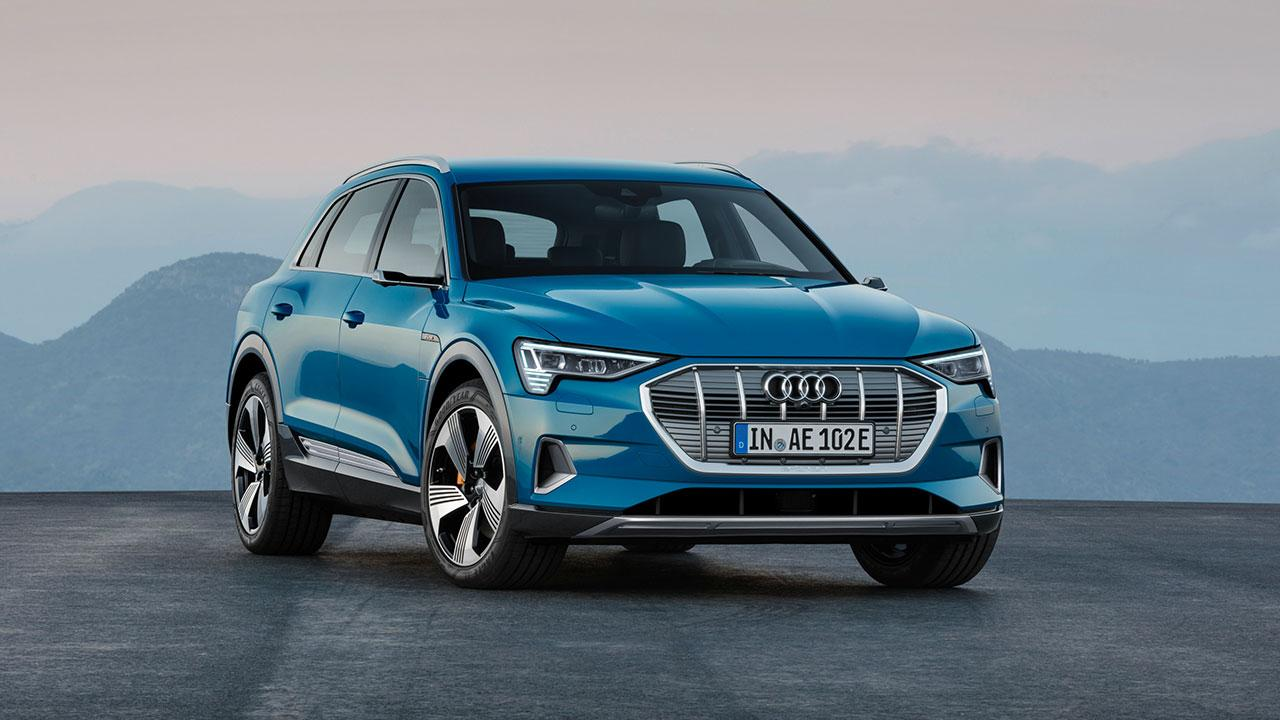 Audi e-tron - Frontansicht