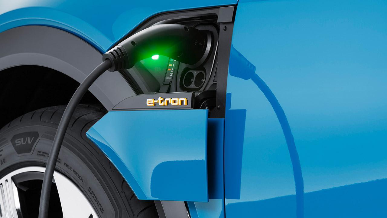 Audi e-tron - Ladekabel