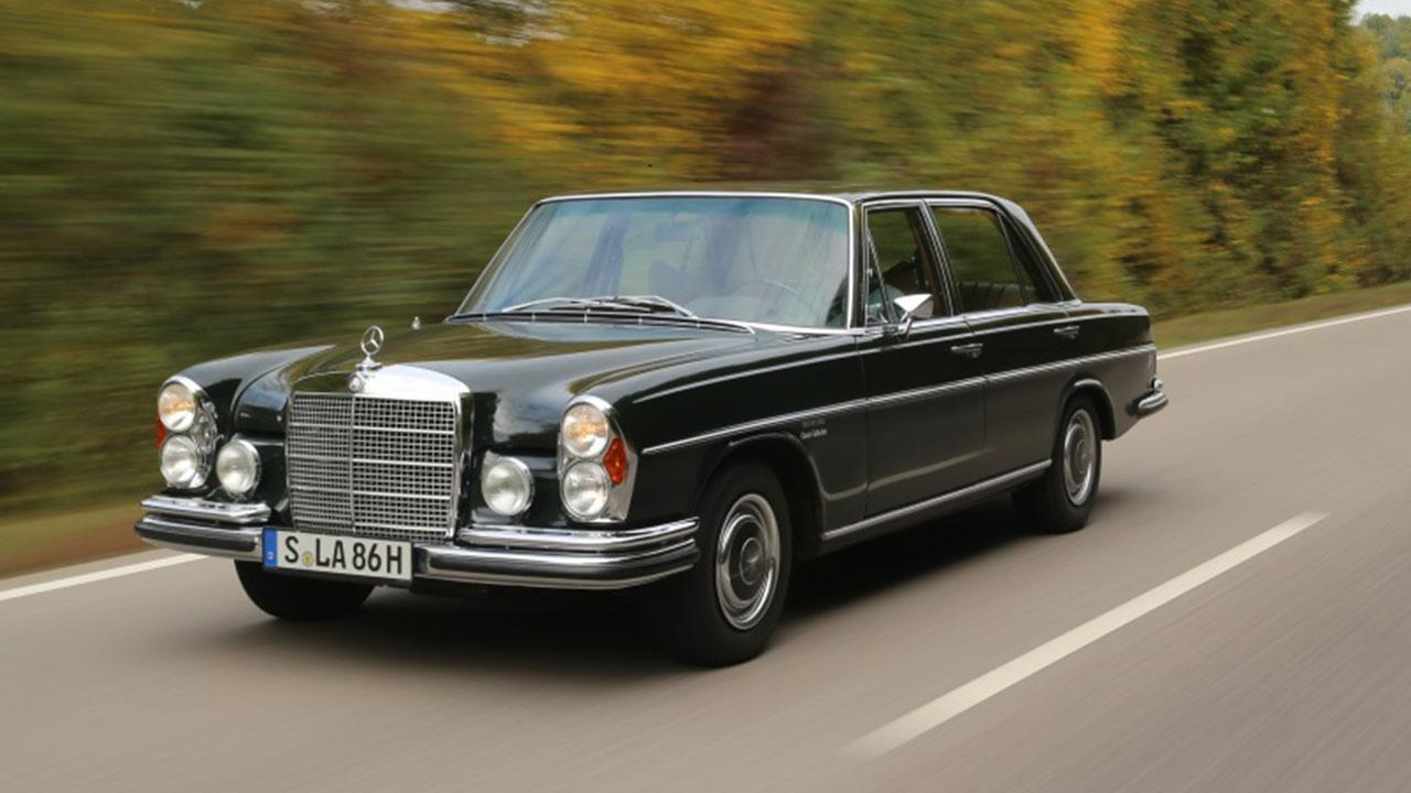 Mercedes-Benz 300 SEL 6.3 - Frontansicht