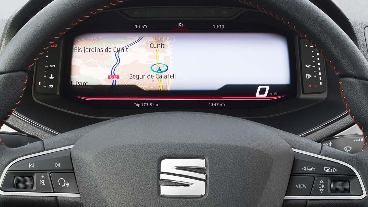 Seat Arona - Bordcomputer