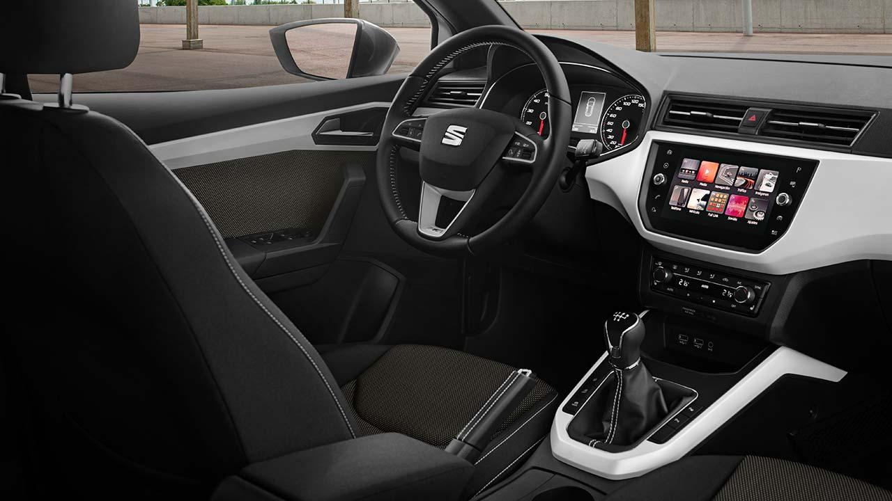 Seat Arona - Cockpit