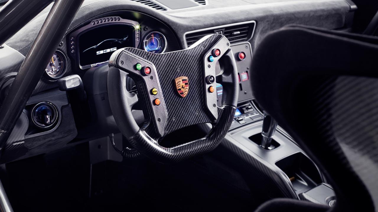 Porsche 935 991.2 - Cockpit