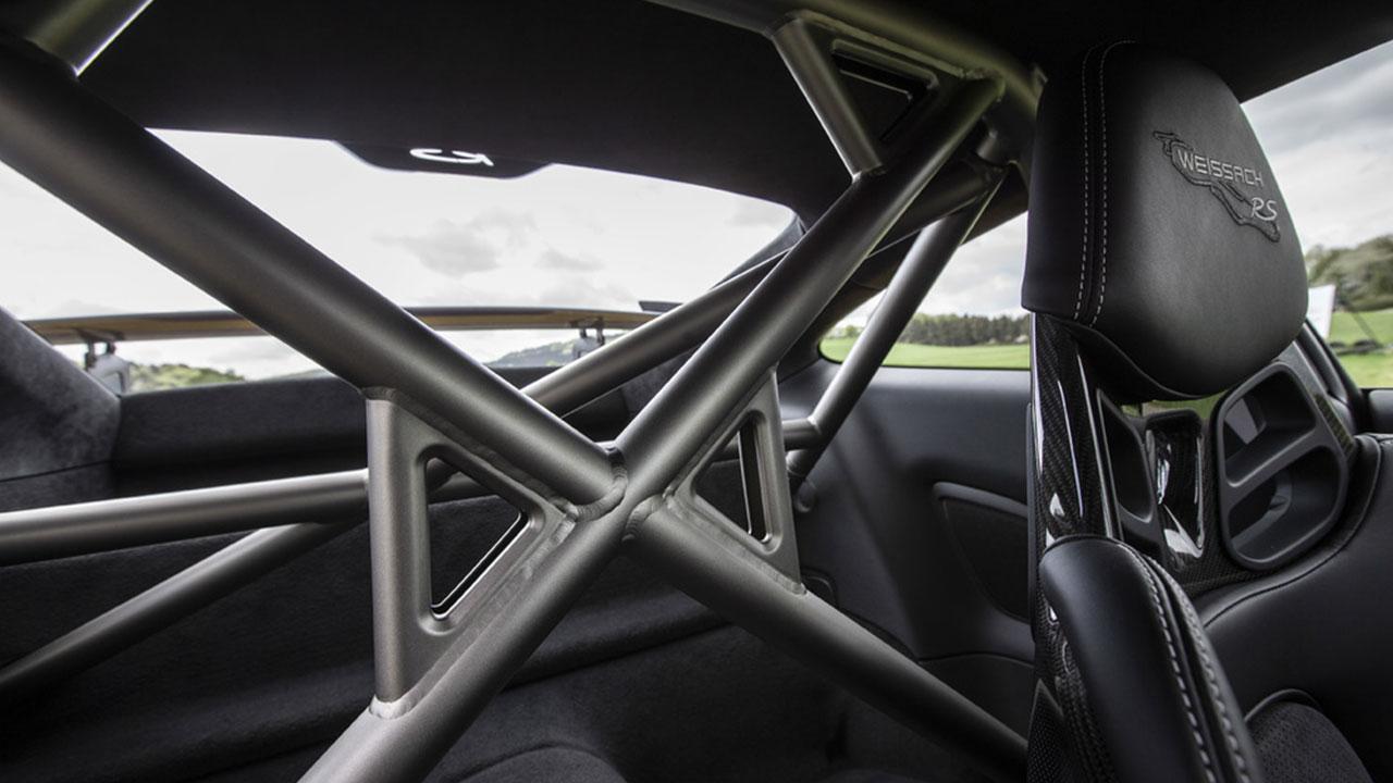 Porsche 911 GT3 RS - Verstrebung