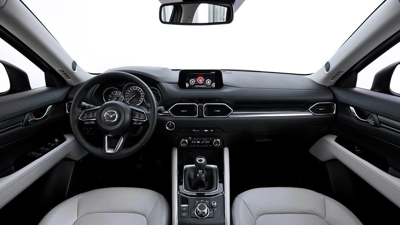 Mazda CX-5 - Cockpit