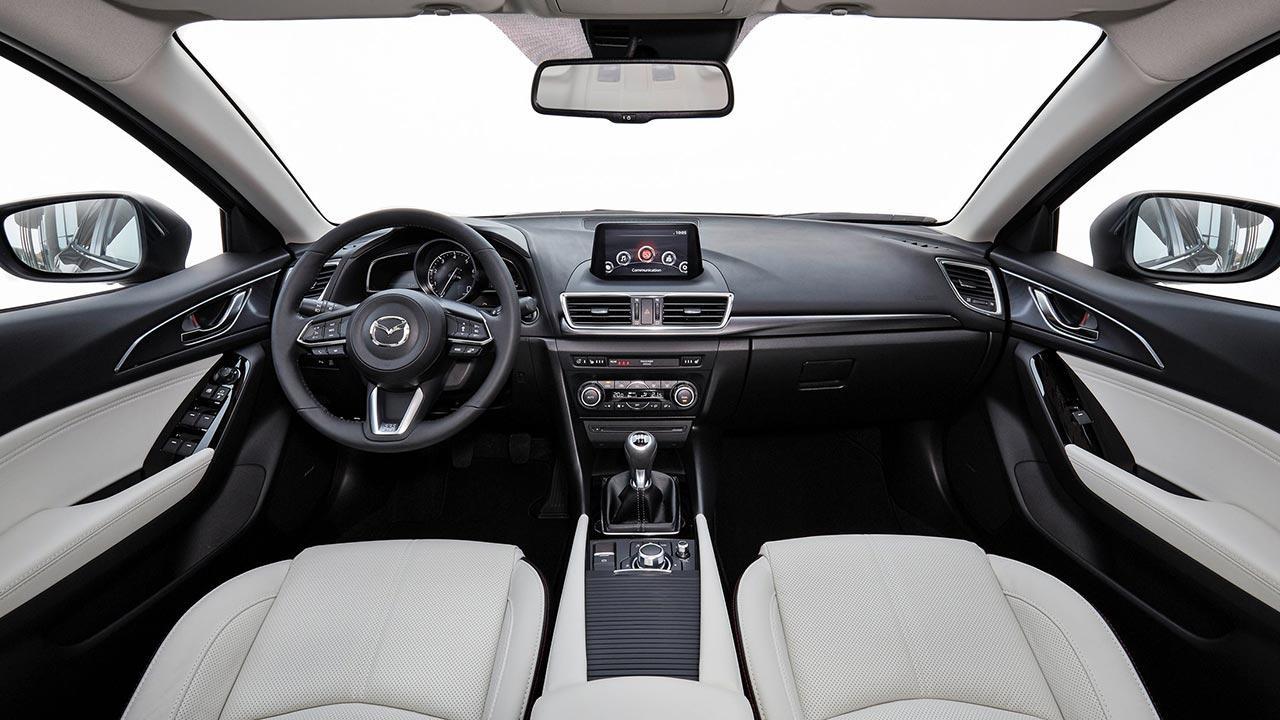 Mazda3 Sport & Limousine - Cockpit