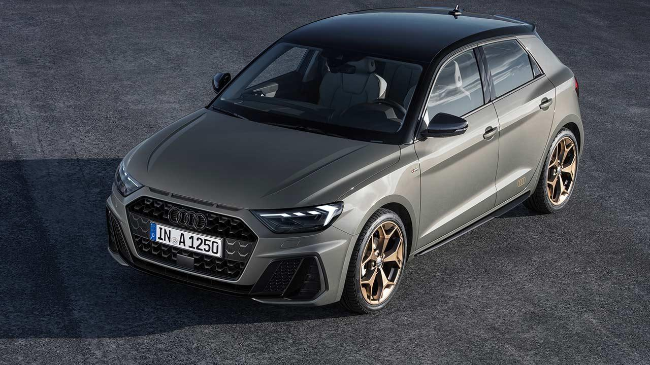 Audi A1 Sportback 2018 - Vorderansicht