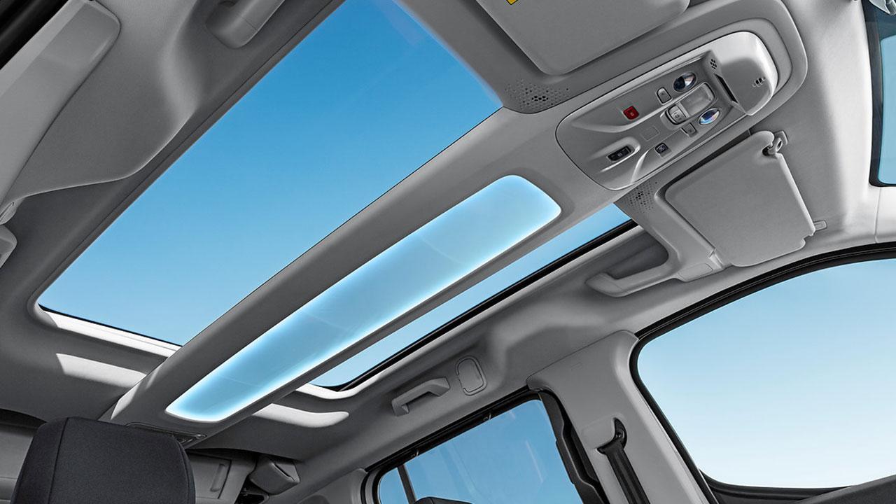 Citroen Berlingo - Autoglasdach