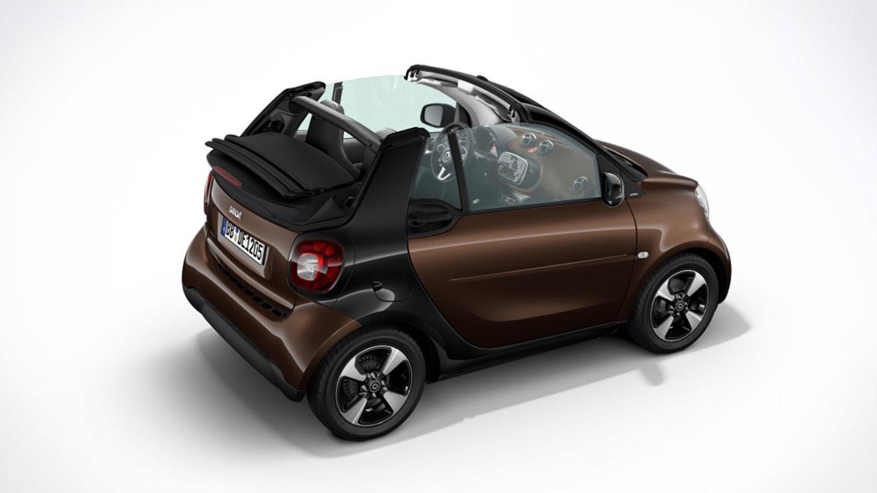 Smart Fortwo Cabrio - Seitenansicht