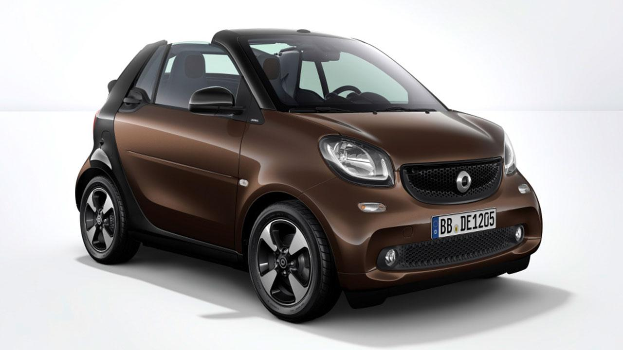 Smart Fortwo Cabrio - Frontansicht