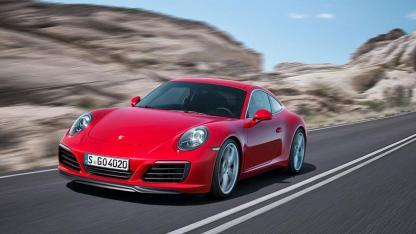 Porsche 911 Carrera (991.2)